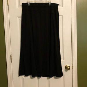 Ashley Stewart Maxi Skirt